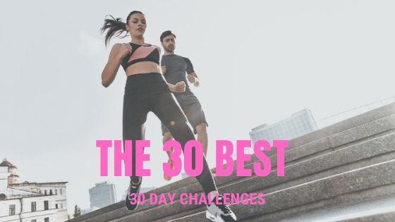 30 Best 30 Day Challenges